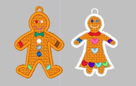 Stitch File Showing Colors