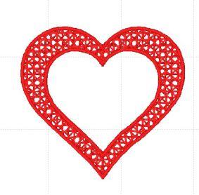 Lacy Heart