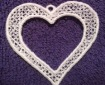 Lace Heart
