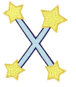 Midnight Constellations X